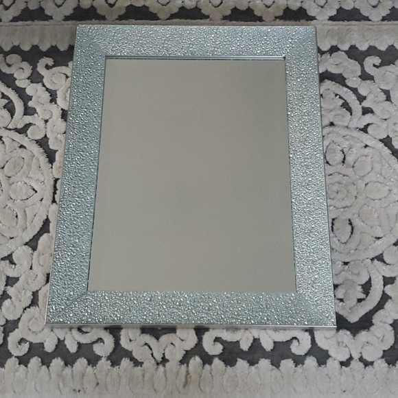 Framed Krystal Mirror